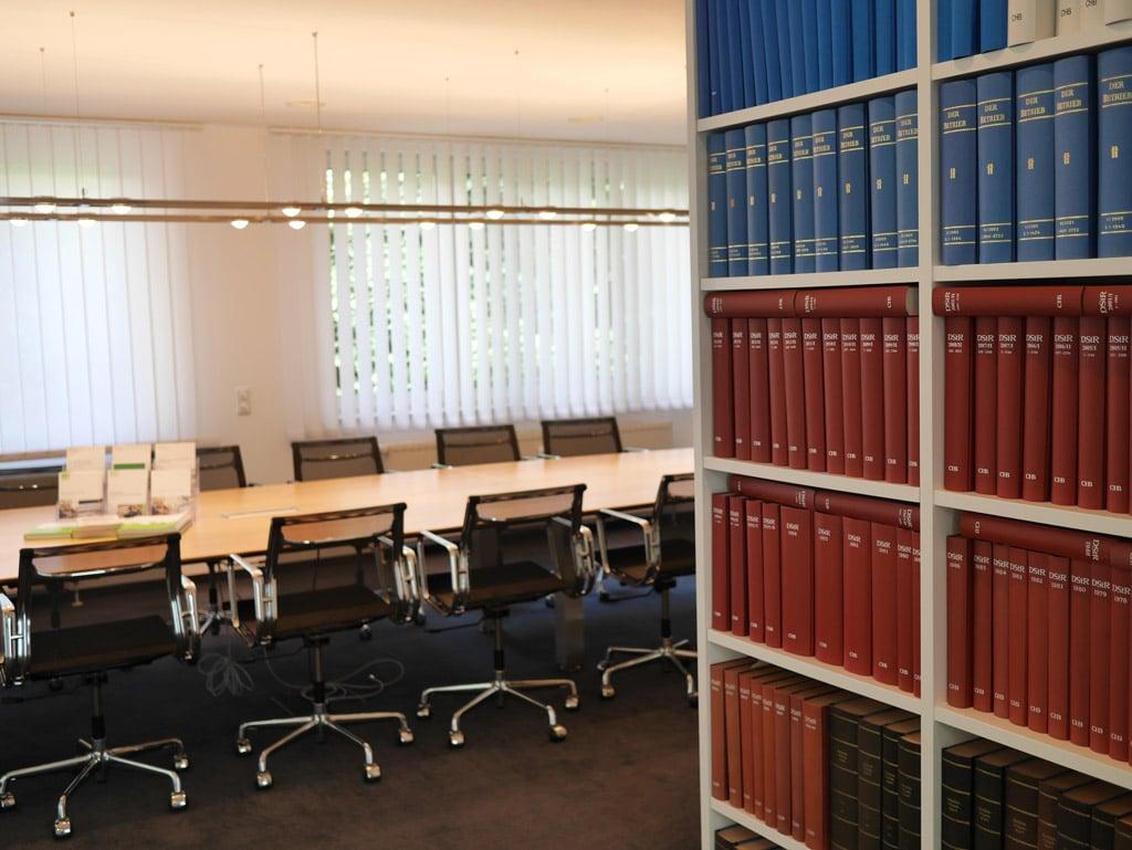 wilms & partner Steuerberater Düsseldorf - Konferenzraum